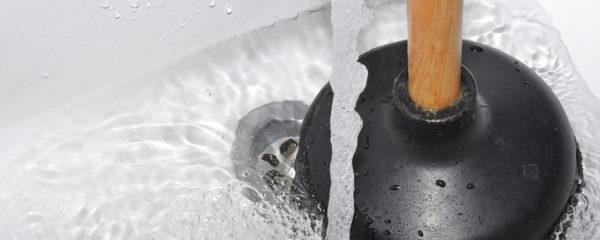 Débouchage de lavabo