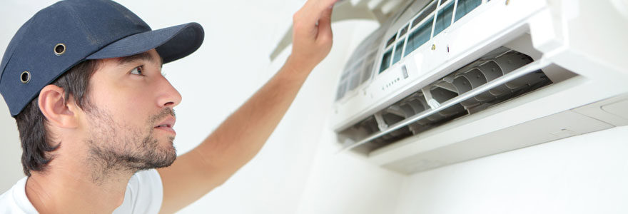 installation de la climatisation