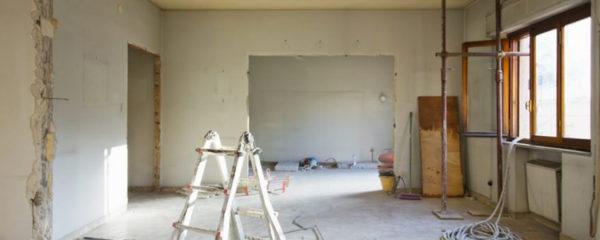 rénovation intérieure